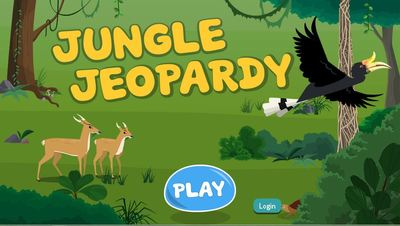 Link to Jungle Jeopardy game